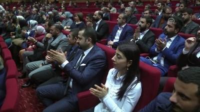 'Kültürümüzde Yerlilik ve Millilik' konferansı - GAZİANTEP