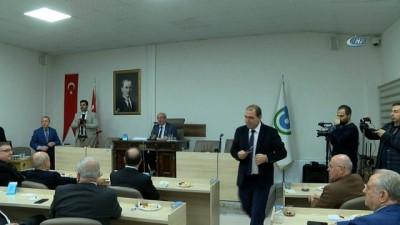 2008 yili -  Trakya Belediye Başkanları, Alpullu Şeker Fabrikası için toplandı
