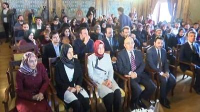 Bakan Kaya, 28 Şubat sürecinde yaşadıklarını panelde anlattı