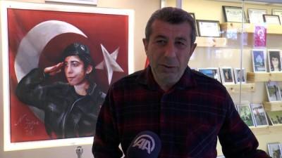 misket bombasi - '15 Temmuz'u şehit kızlarının anılarıyla anlatıyorlar - KAYSERİ