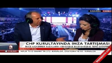 Muharrem İnce'den Kılıçdaroğlu'na oy göndermesi