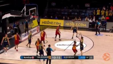 Galatasaray Odeabank - ALBA Berlin: 92-97 Basketbol Maç Özeti