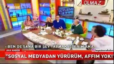 Mehmet Ali Erbil: Sosyal medyadan yürürüm, Affım yok!