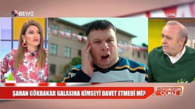 Şahan Gökbakar 'Kayhan' filminin galasında hayal kırıklığına mı uğradı?