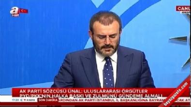 AK Parti'den yerel seçimlerle ilgili önemli açıklama