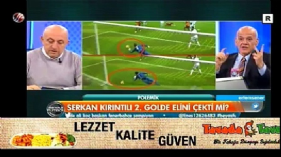Ahmet Çakar: Serkan 2. golde elini çekiyor