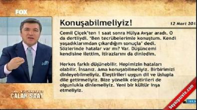 Hülya Avşar'dan İsmail Küçükkaya'ya cevap