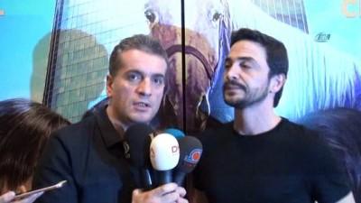 sinema salonu -  Ahmet Kural ve Murat Cemcir'e yoğun ilgi