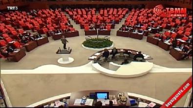 Meclis Başkan Vekili'nden HDP'li Beştaş'a ayar: Bu konuda söz size düşmez