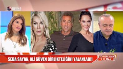Seda Sayan, Hülya Avşar'ın eski sevgilisiyle aşk mı yaşıyor?