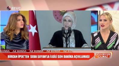 Ece Erken, Emine Erdoğan'ın davetine katıldı