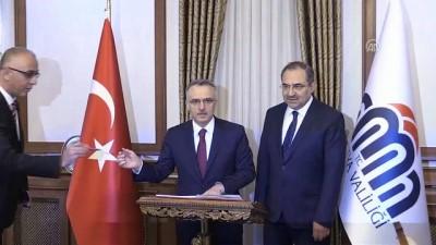 Maliye Bakanı Ağbal: 'Kentsel dönüşüm uygulamalarıyla şehirleri adeta yeniden üretiyoruz' - MALATYA