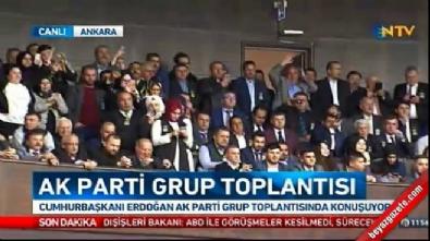 zeytin dali harekati - Cumhurbaşkanı Erdoğan'dan ABD'ye sert yanıt!