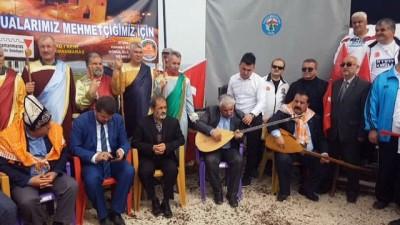 gonul elcileri -  Eshab-ı Kehf gönül elçilerinden Mehmetçiğe destek