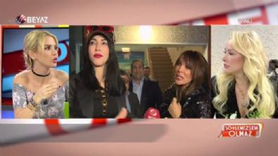 Herkes şokta! Hande Yener ve Seren Serengil barıştı