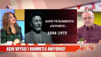 Aşık Veysel, vefatının 45. yılında özlemle anıldı...