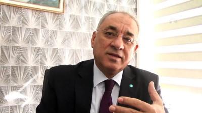 DSP Genel Başkanı Aksakal: 'DSP, seçimlere tek başına katılacak' - KARAMAN