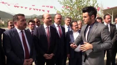 cumhuriyet meydani - Türk Eğitim-Sen'den Zeytin Dalı Harekatı'na destek - HATAY