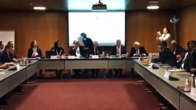 - TBMM Başkanı İsmail Kahraman Cenevre'de temaslarına devam ediyor