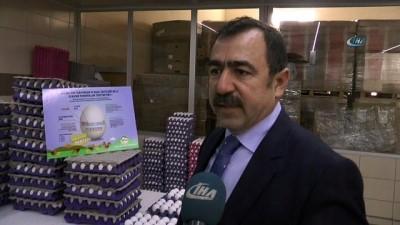 organik tavuk -  Yumurtaların üzerindeki rakamların sırrı ortaya çıktı