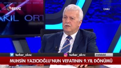 muhsin yazicioglu - Muhsin Yazıcıoğlu'nun vefatında FETÖ parmağı!