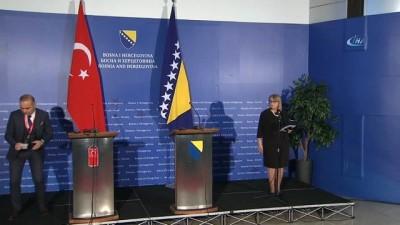 """avrupa -  - Başbakan Yıldırım: """"bosna Hersek İle Türkiye'nin İlişkileri Artacak"""" - """"balkanların Güvenliği Avrupa'nın Güvenliğidir"""" - """"avrupa Terörle Mücadelede Yanımızda Olmalı"""""""