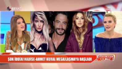 hadise acikgoz - Hadise ve Ahmet Kural ile ilgili bomba iddia