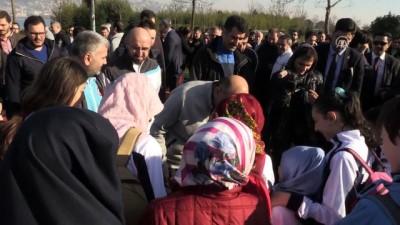 imam hatip liseleri - Başbakan Yardımcısı Işık gençlerle yürüdü - KOCAELİ