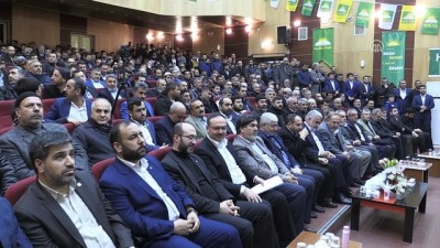 HÜDA PAR Genel Başkanı Yapıcıoğlu - BİNGÖL