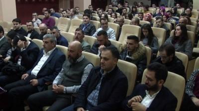 Üsküp'te 'Suriye ve Türkiye'nin Afrin'deki askeri müdahalesi' paneli - ÜSKÜP