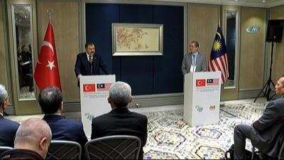 birlesmis milletler -  Orman ve Su İşleri Bakanı Eroğlu: 'Türkiye ve Malezya bölgesel ve küresel istikrara katkı sağlama noktasında görüşleri örtüşen iki ülkedir'