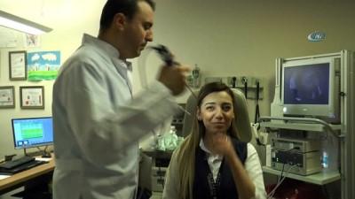 """burun tikanikligi -  Doç. Dr. Özkırış: """"Sinüziti tedavi ettiği söylenen acı kavun öldürebilir"""""""