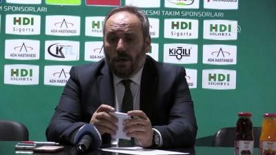 Basketbol - Yeşilgiresun Belediyespor-Fenerbahçe Doğuş maçının ardından - GİRESUN