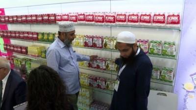 dondurulmus gida - 34 ülkeden 167 gıda sektörü temsilcisi fuarda - BURSA