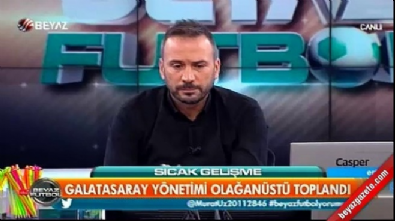 Galatasaray-Trabzonspor taraftarı birbirine girdi