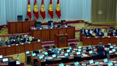 Kırgızistan'ın yeni Başbakanı Abılgaziyev oldu - BİŞKEK