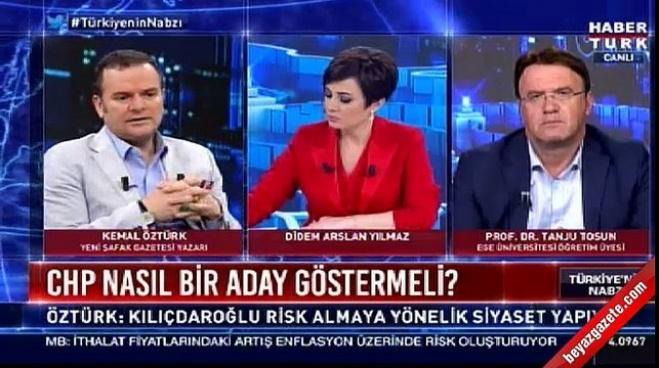 kemal ozturk - Kemal Öztürk: CHP seçimi kaybederse parçalanır