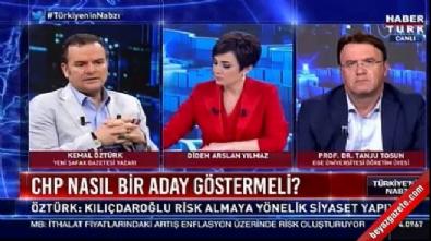 Kemal Öztürk: CHP seçimi kaybederse parçalanır
