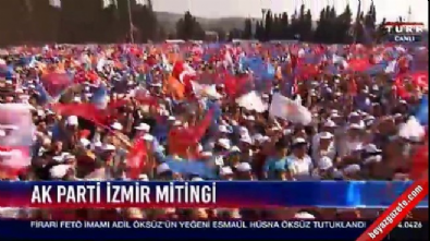 İbrahim Tatlıses Erdoğan'ın isteği üzerine 'Yaylalar' türküsünü seslendirdi