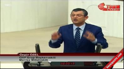 CHP'li Özel'in o sözlerine AK Partili Muş'tan tokat gibi yanıt