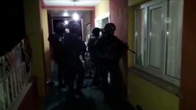 PKK/KCK operasyonu: 12 gözaltı - VAN