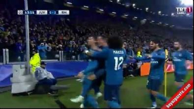 Ronaldo'dan muhteşem rövaşata golü