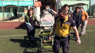 ambulans helikopter - Ambulans helikopter Afgan bebek için havalandı - ZONGULDAK