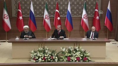 aritas - Ruhani: 'Bölgemizin haritası hiçbir şekilde değişmemeli' - ANKARA