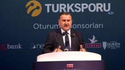 Gençlik ve Spor Bakanı Osman Aşkın Bak: 'EURO 2026 Kış Olimpiyatları'nda Erzurum için görüşmelere başladık' -1-