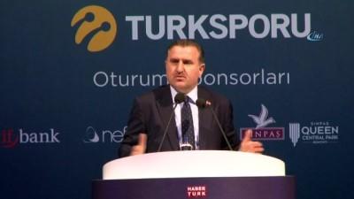 Gençlik ve Spor Bakanı Osman Aşkın Bak: 'EURO 2026 Kış Olimpiyatları'nda Erzurum için görüşmelere başladık' -2-