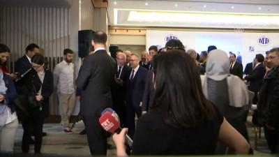 Maliye Bakanı Ağbal, soruları yanıtladı - İSTANBUL