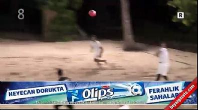Survivor'a Ümit Karan'ın golleri damga vurdu