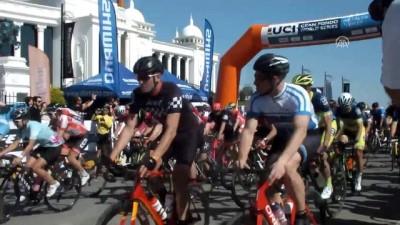 Bisiklet: UCI Gran Fondo Dünya Serisi Türkiye Ayağı - ANTALYA