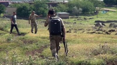 ambulans helikopter -  Diyarbakır'da arazi kavgası: 5 ölü, 1 yaralı